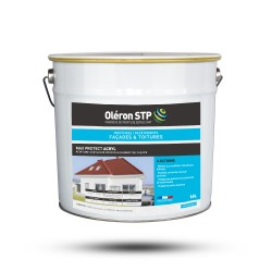 Peinture acrylique extérieur façade - max protect acryl