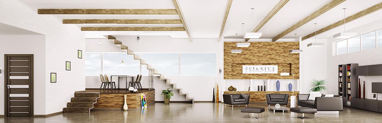peinture bâtiment pour intérieur